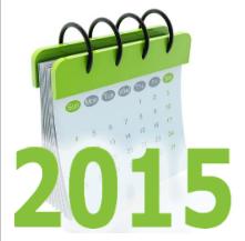 Данъчен календар 2015